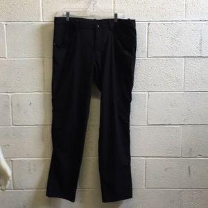 Lululemon men's black pant sz 38 57295
